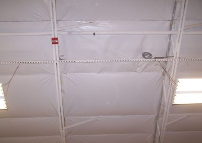 Commercial Ceiling Repair - After